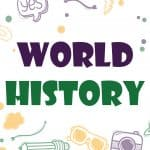 WORLD HISTORY SAT SUBJECT STUDY GUIDE