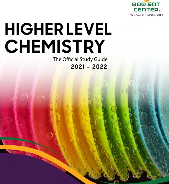 CHEMISTRY HIGHER LEVEL STUDY GUIDE