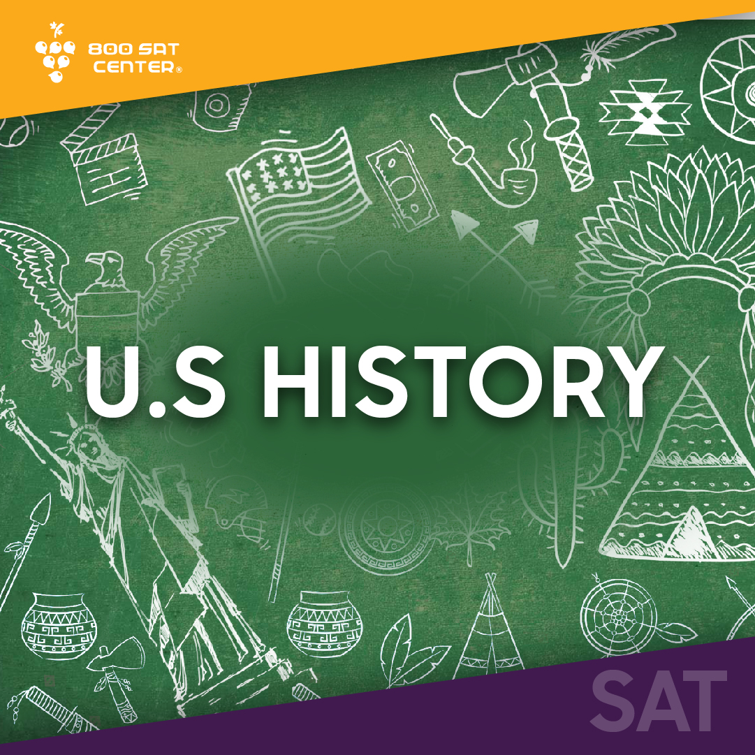 U.S HISTORY SAT SUBJECT STUDY GUIDE