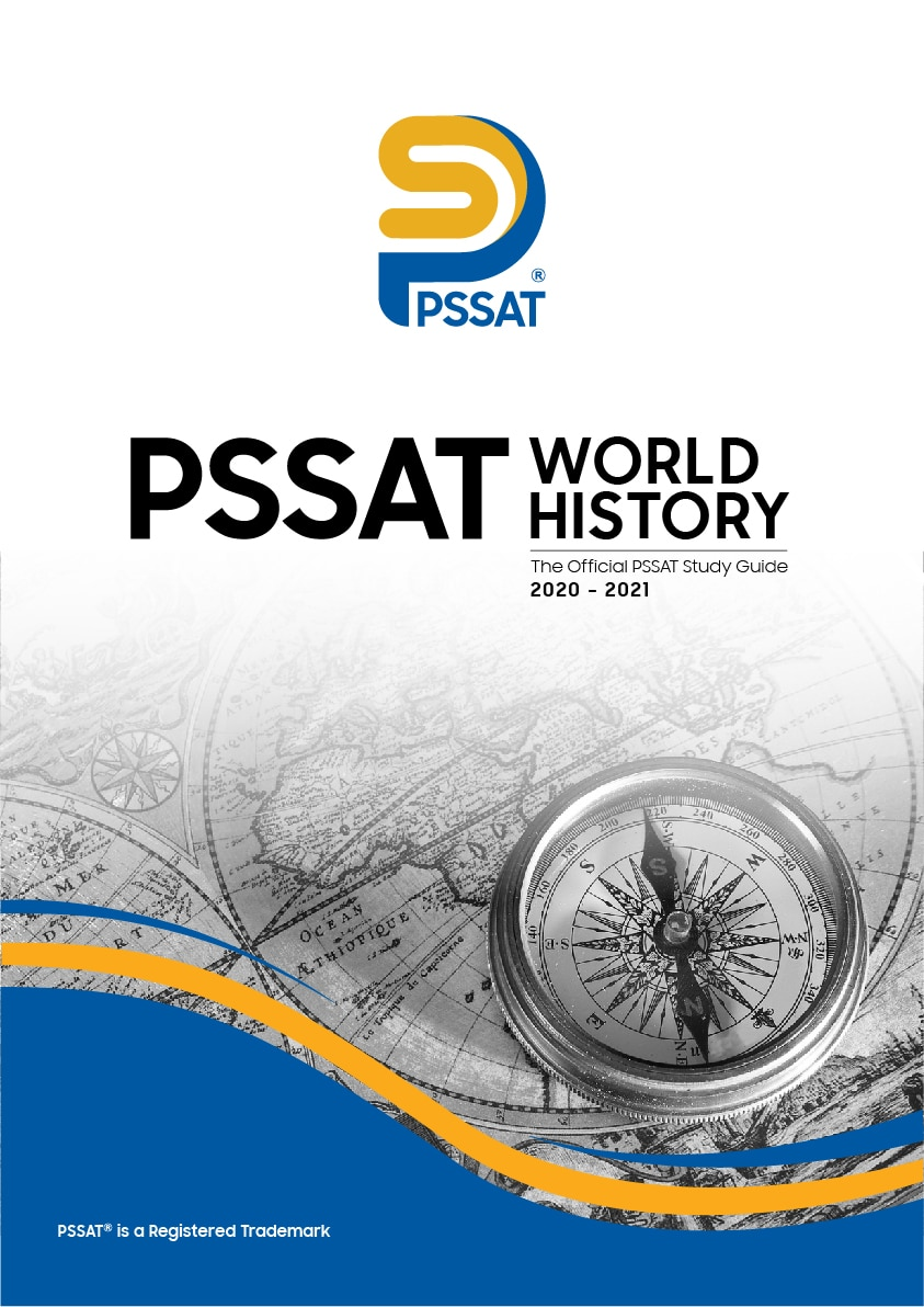 PSSAT Books – World History