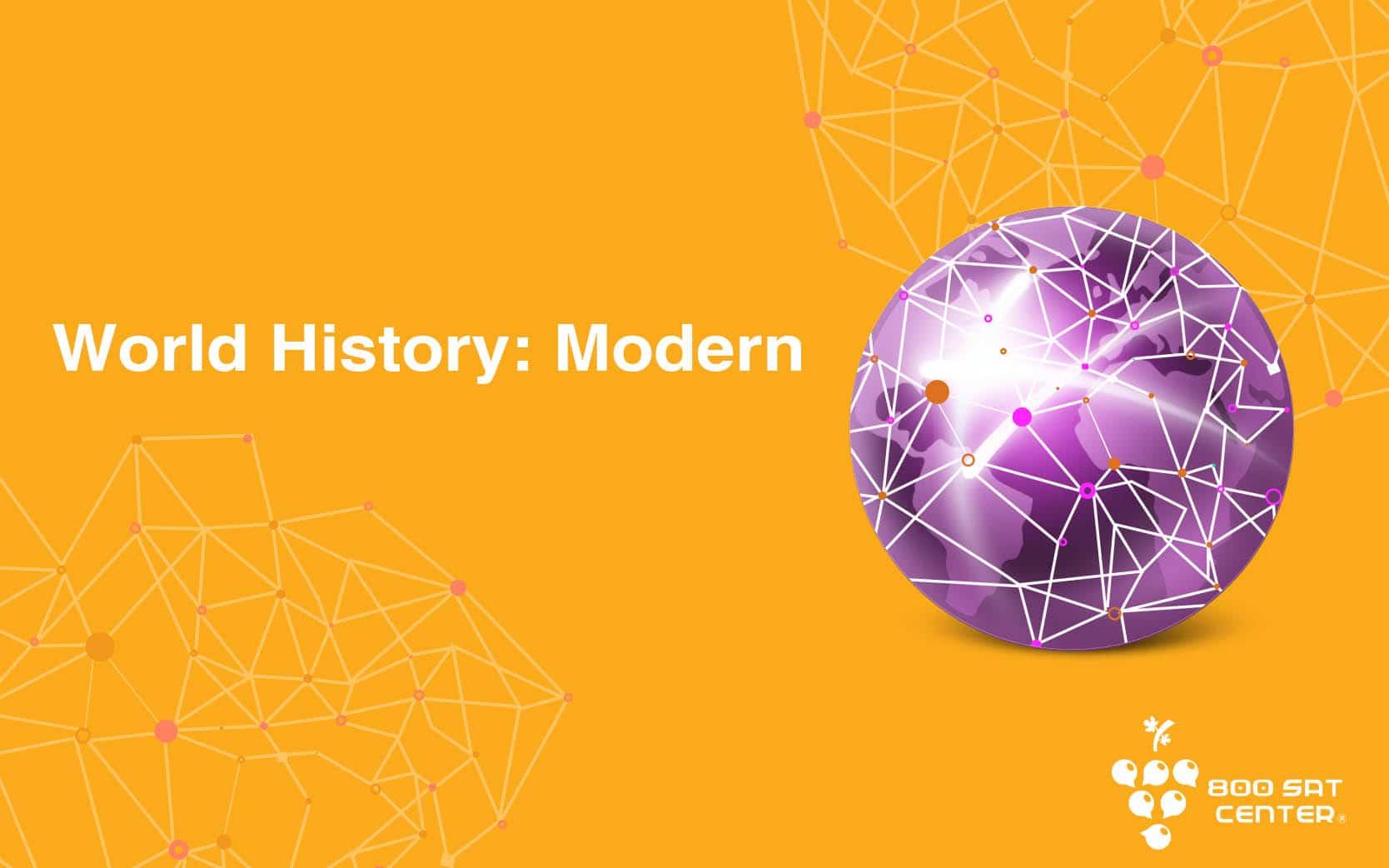 World History: Modern