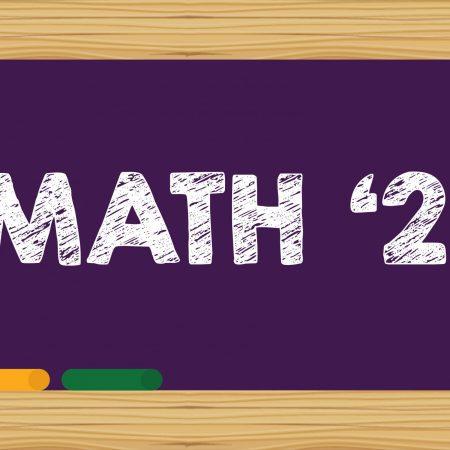 MATH LEVEL 2 SAT SUBJECT WORKSHOP