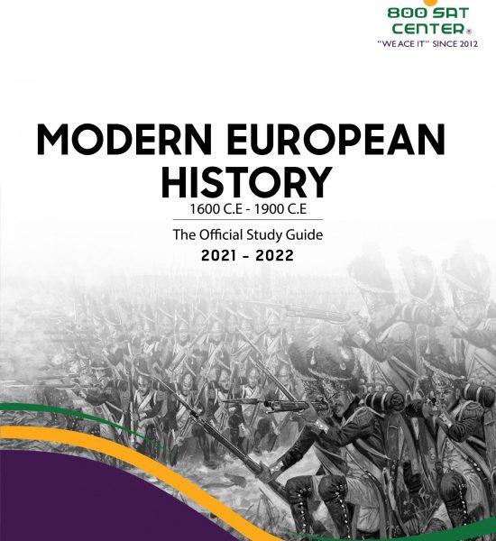 MODERN EUROPEAN HISTORY STUDY GUIDE