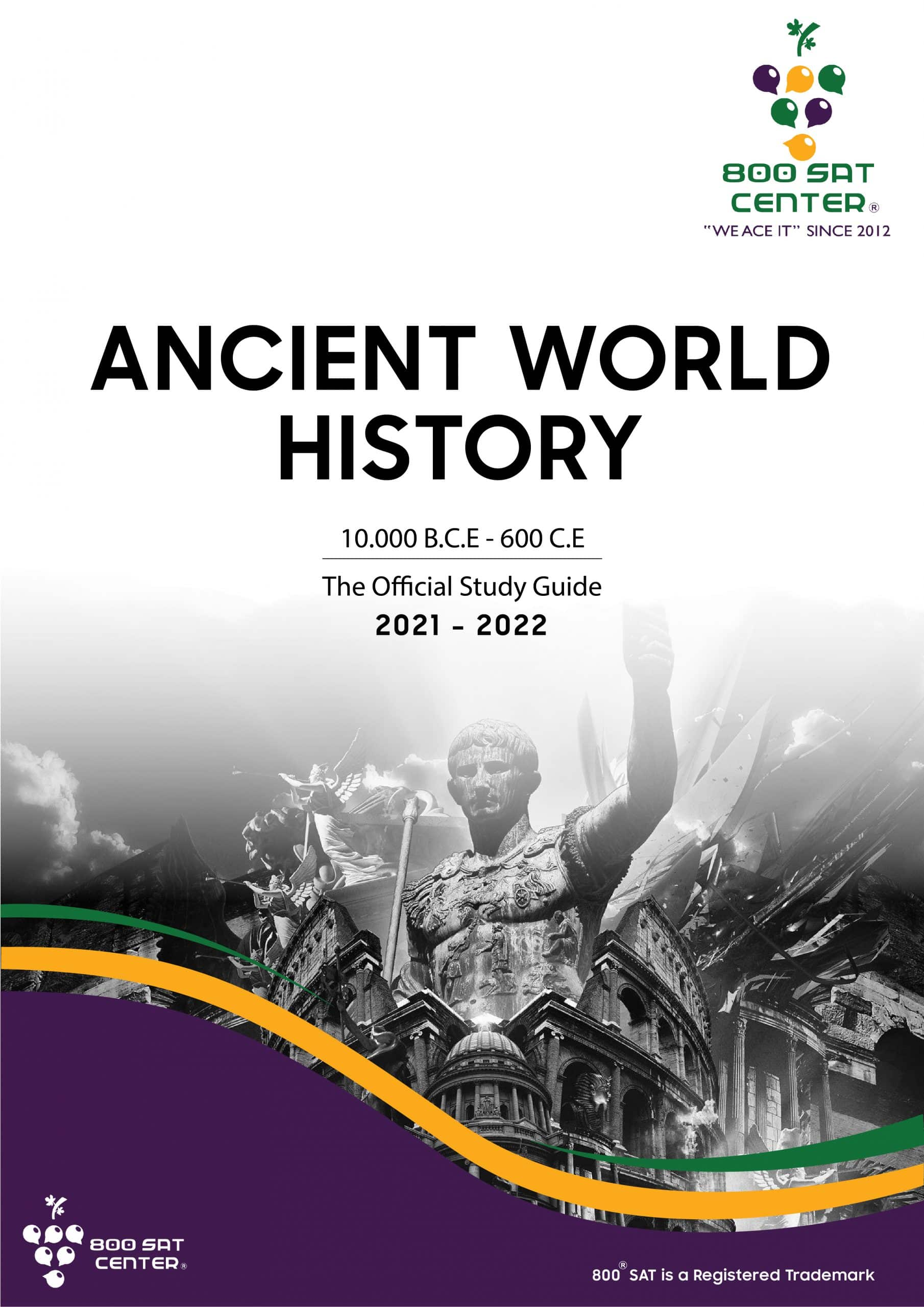 Ancient World History Book Cover