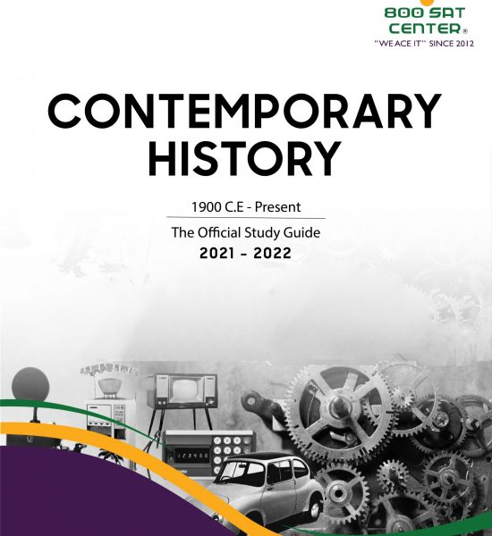 CONTEMPORARY HISTORY STUDY GUIDE