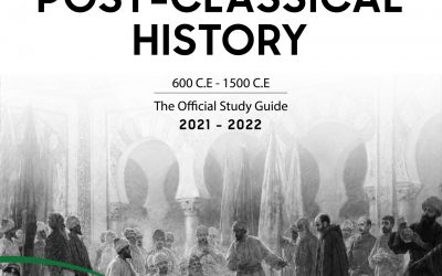POST-CLASSICAL HISTORY STUDY GUIDE