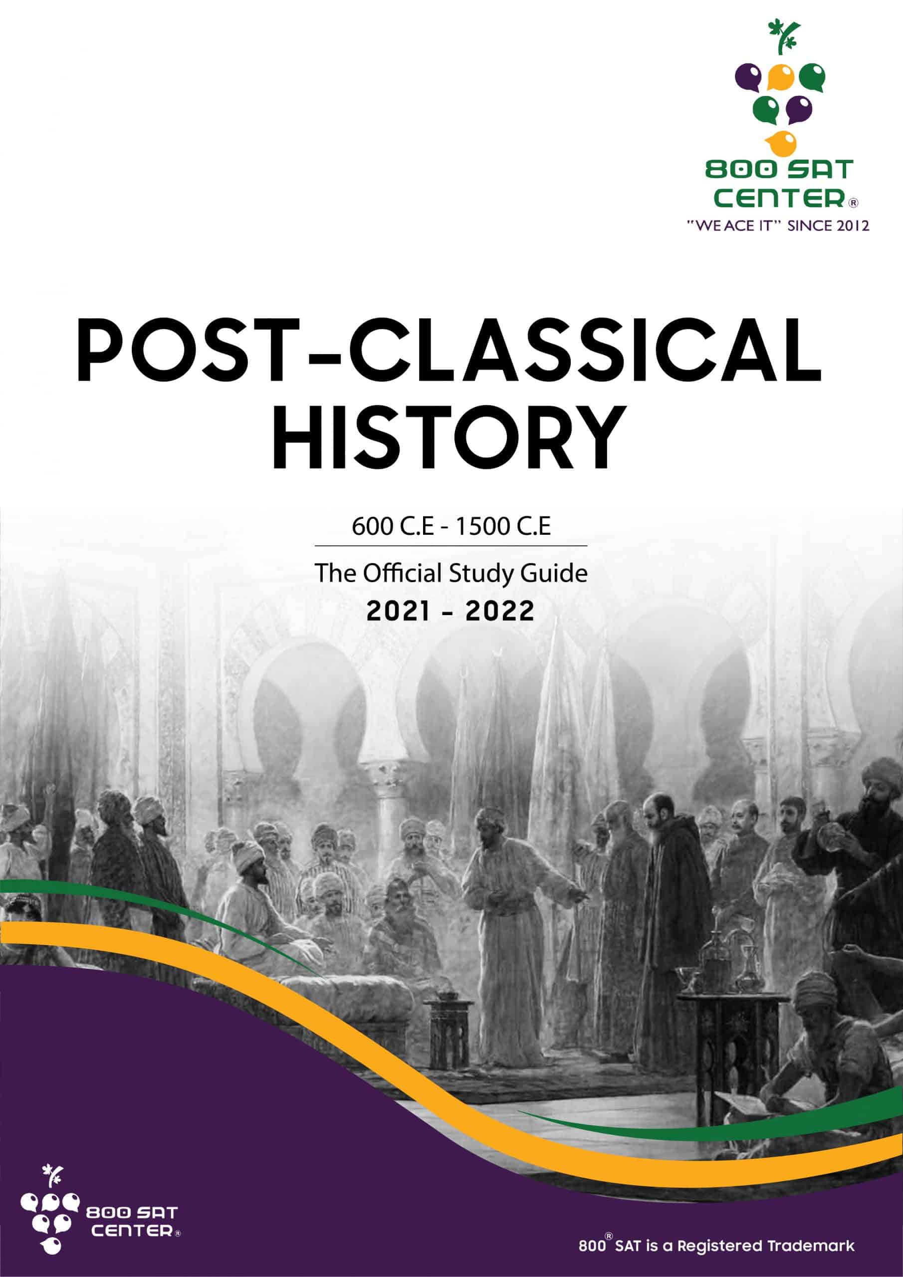 Post classical History Book Cover