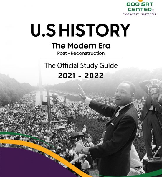 U.S HISTORY MODERN ERA TO STUDY GUIDE