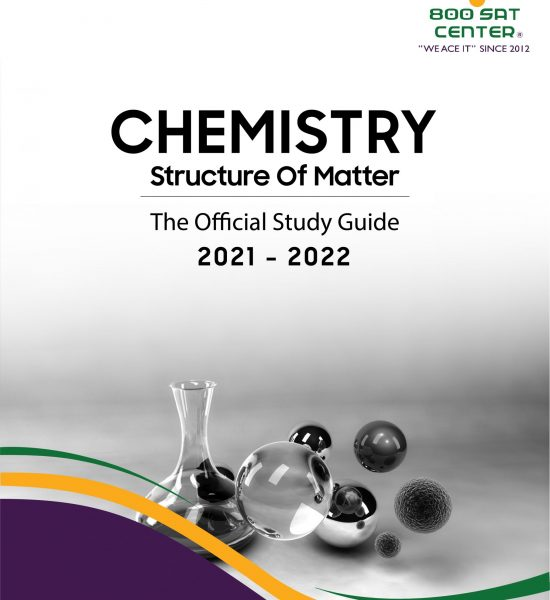 CHEMISTRY: STRUCTURE OF MATTER