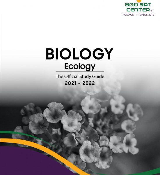 BIOLOGY Ecological STUDY GUIDE